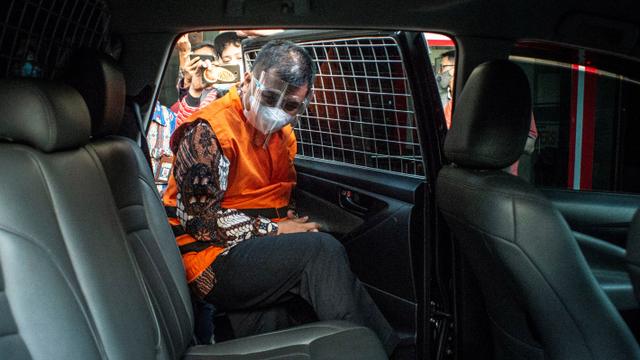 KPK Panggil 28 Saksi Kasus Dugaan Korupsi Bupati Bandung Barat Aa Umbara (86254)