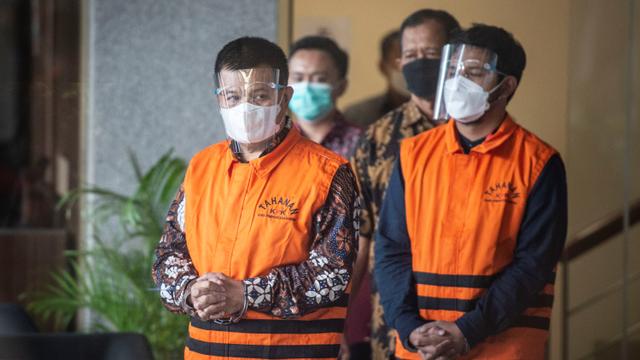 KPK Panggil 28 Saksi Kasus Dugaan Korupsi Bupati Bandung Barat Aa Umbara (86255)