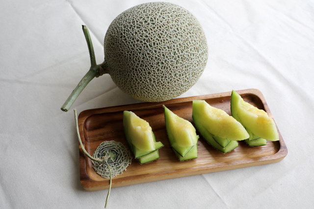 Foto: Petani Malaysia Berhasil Kembangkan Buah Termahal: Melon Jepang (871922)