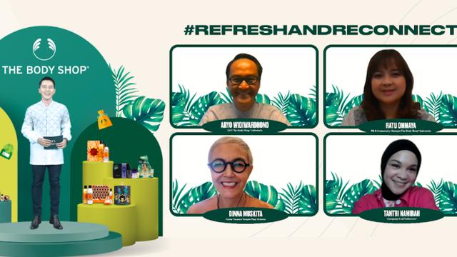 Kerjasama dengan Du Anyam, The Body Shop Hadirkan Green Ramadhan (272016)