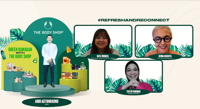 Kerjasama dengan Du Anyam, The Body Shop Hadirkan Green Ramadhan (272017)