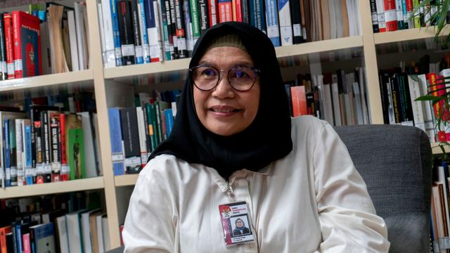 Dilaporkan karena Diduga Langgar Etik, Ini Kata Wakil Ketua KPK Lili Pintauli (116)