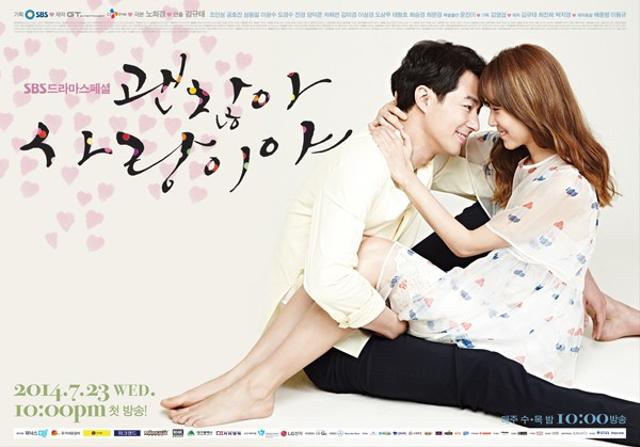 Psst... 5 Drama Korea Romantis 17+ Ini Berani Tampilkan Adegan Hot (100939)