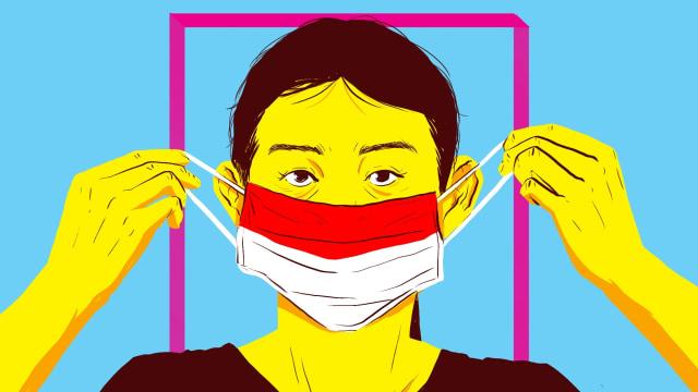 Kasus Baru Terus Bertambah, Satgas COVID-19 Aceh Serukan Protokol Kesehatan 6M (465046)