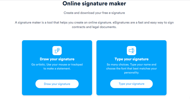 Cara Membuat Tanda Tangan Digital Online Gratis Kumparan Com