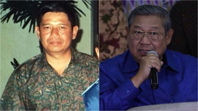 Bikin Pangling, Potret Lawas 10 Tokoh Politik Tanah Air Semasa Muda  (346472)