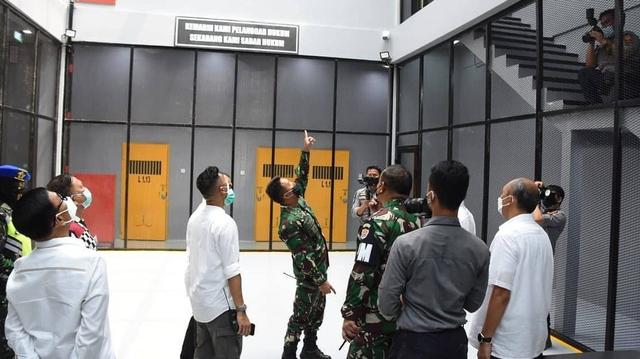 Andika Perkasa Resmikan Penjara Militer Canggih Berfitur Artificial Intelligence (115949)