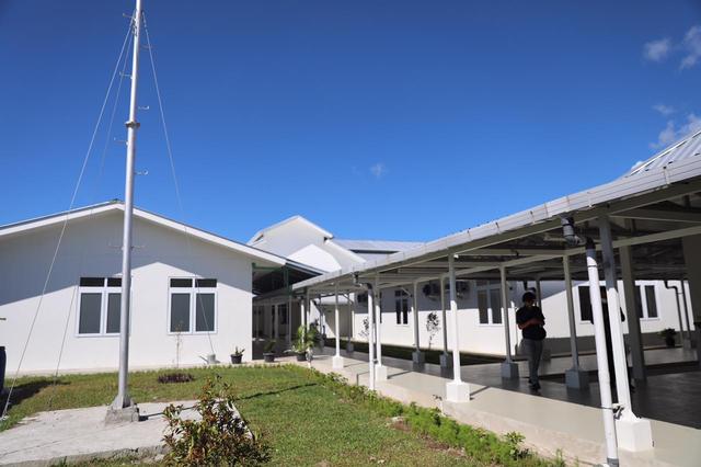 Kepala BNPB Doni Monardo Resmikan Rumah Sakit Rujukan COVID-19 di Aceh (113053)