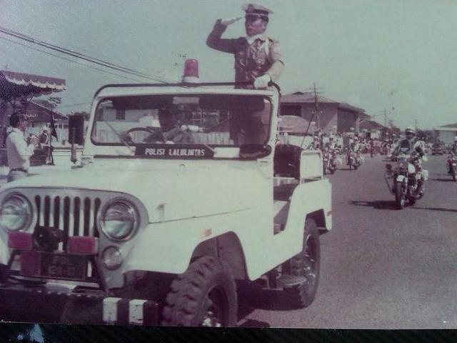 Potret Lawas Mobil Polisi di Indonesia, Keren Dulu atau Sekarang?  (113518)