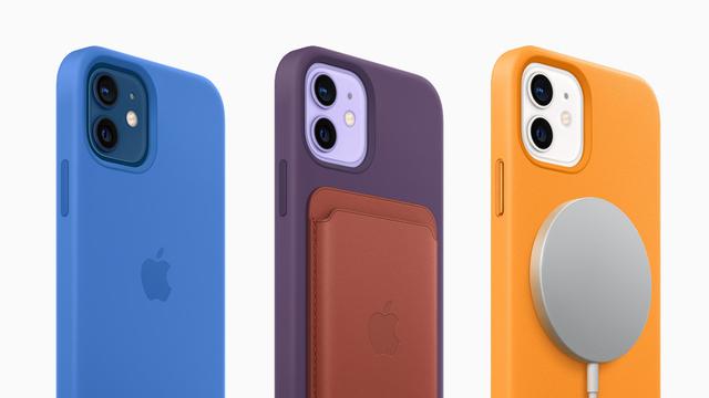 Ini Warna Baru iPhone 12 di Tahun 2021 (597309)