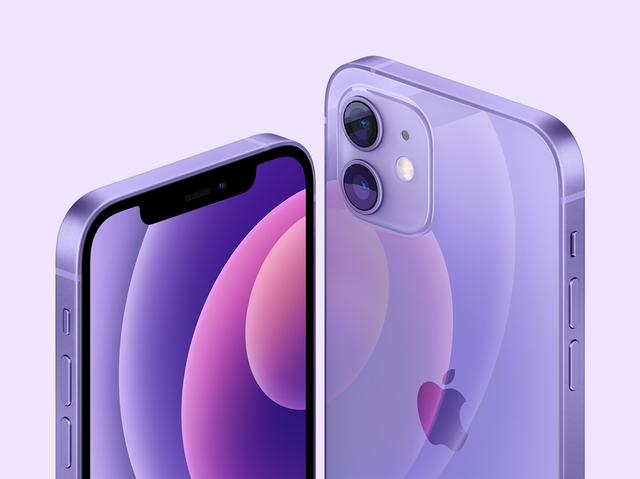 Ini Warna Baru iPhone 12 di Tahun 2021 (597306)