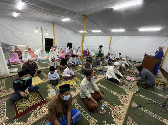 Nasib Warga Muslim yang Minoritas di Kompleks Perumahan Taman Villa Meruya