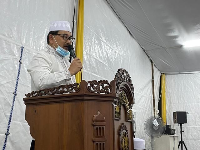 Nasib Warga Muslim yang Minoritas di Kompleks Perumahan Taman Villa Meruya (4)