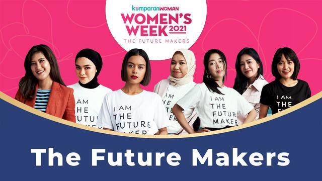 7 Perempuan Bicara Aspirasi Masa Depan di Video The Future Makers (443785)