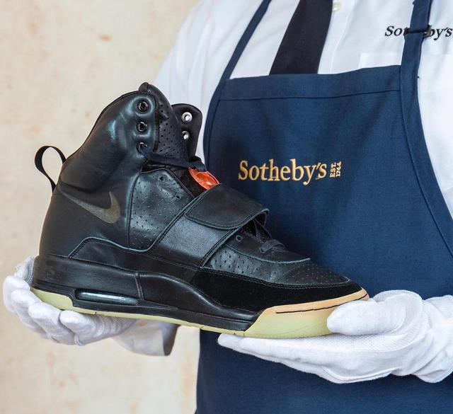 Sneakers Yeezy Pertama Milik Kanye West Dilelang, Bisa Laku Lebih dari Rp 14 M (8313)
