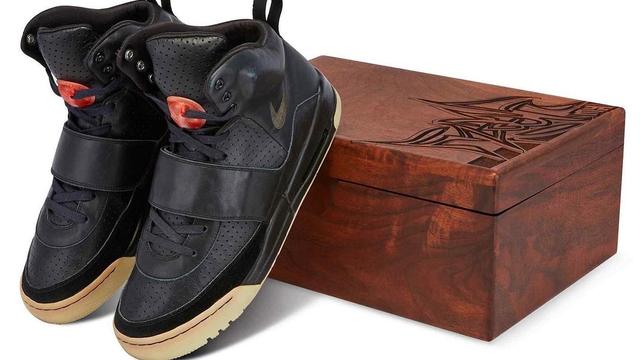 Sneakers Yeezy Pertama Milik Kanye West Dilelang, Bisa Laku Lebih dari Rp 14 M (8314)
