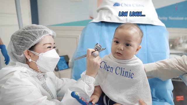 Potret Baby Air, Anak Irish Bella dan Ammar Zoni, saat Jalani Perawatan Wajah (48385)