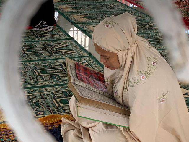 Melihat Aktivitas Warga Binaan Lapas Perempuan Pontianak di Bulan Ramadhan (97610)