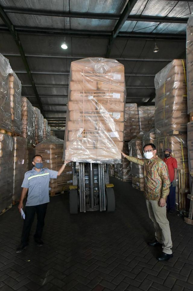 Holding PTPN Ekspor Perdana 176 Ton Teh ke Starbucks di AS (218102)