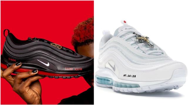 Melihat 'Sneakers Setan' dan 'Jesus Shoes' dari MSCHF yang Tuai Kontroversi (96720)