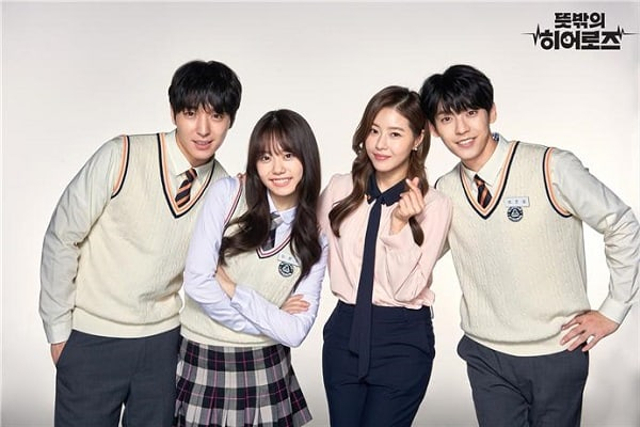 Web Drama Korea Populer, Ini 5 Judul Favorit Remaja  (323121)