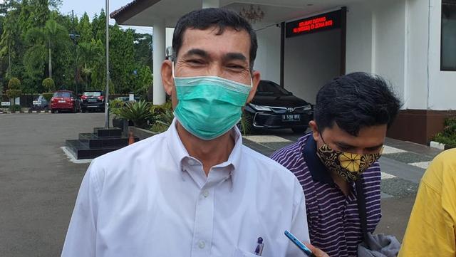 Telusuri Korupsi Damkar, Kejari Depok Periksa Pejabat BKD Pemkot (75855)