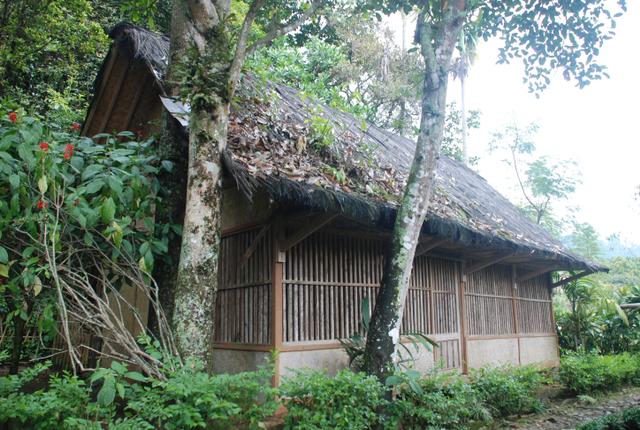 Rumah Adat Jawa Barat dan Atapnya yang Khas (90669)