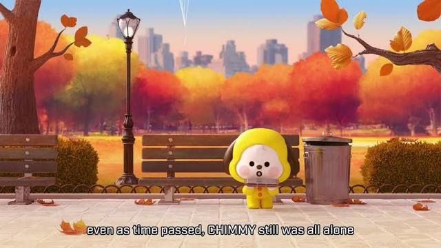 Chimmy BT21, Kisah di Balik Anak Anjing Buatan Jimin (254314)
