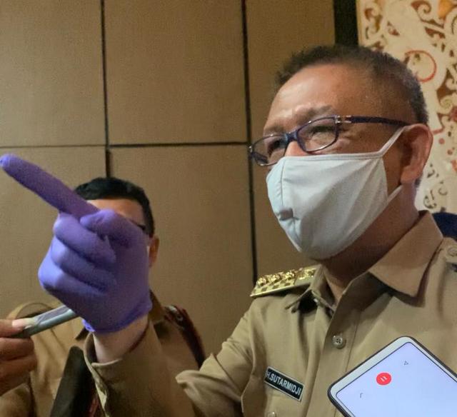 Ini Alasan Kalimantan Barat Ditetapkan sebagai Wilayah PPKM Mikro (97015)