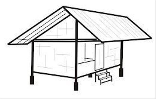 Rumah Adat Jawa Barat dan Atapnya yang Khas (90671)