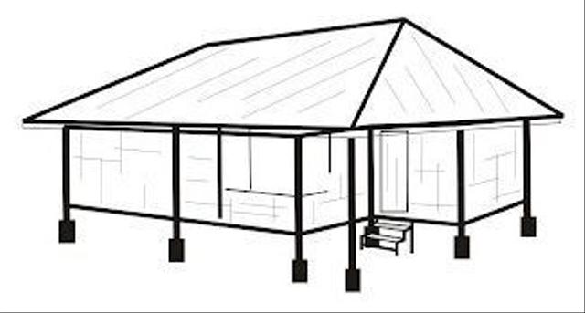 Rumah Adat Jawa Barat dan Atapnya yang Khas (90672)