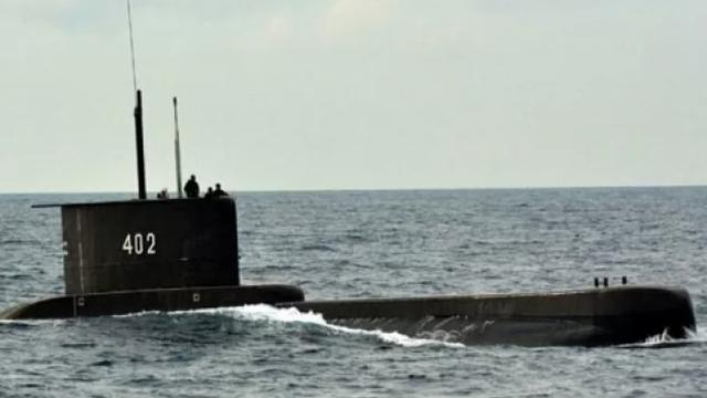 Misteri Keberadaan Kapal Selam KRI Nanggala (365409)