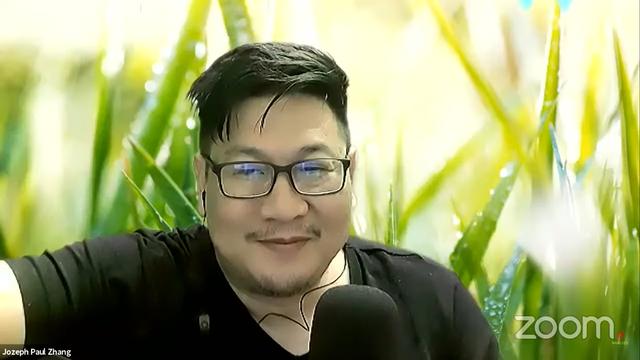Jozeph Paul Zhang Alumni SMA di Tegal 1993, Nilai Akademik Tak Menonjol (680623)