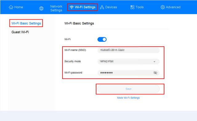 Cara Ganti Password WiFi Huawei Tanpa Ribet (156770)