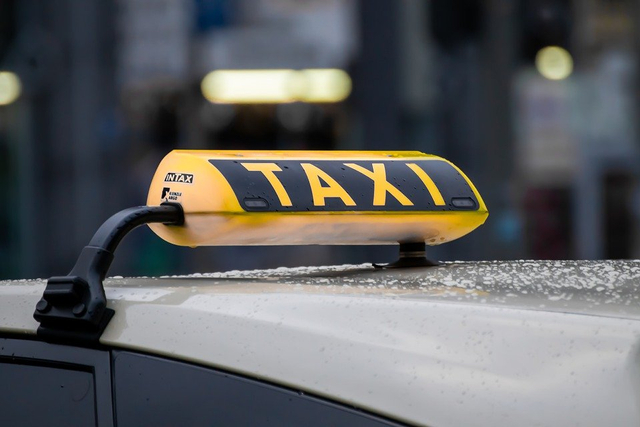 Kerja Malam: Sopir Taksi (Part 3) (344993)
