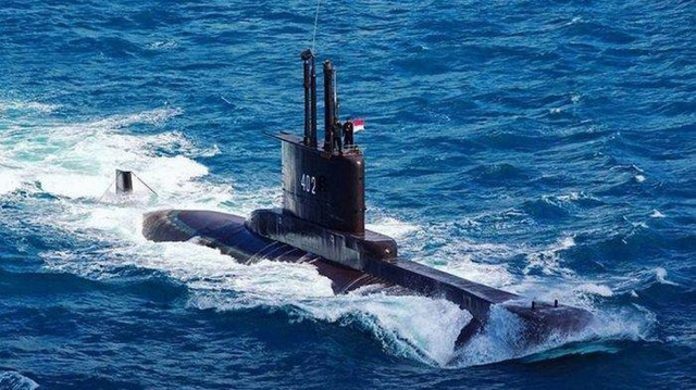 Misteri Keberadaan Kapal Selam KRI Nanggala (365408)