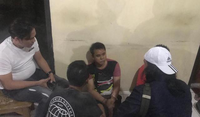 Polda Jambi Tangkap Penadah Mobil Truk Hasil Curian di Lampung (533168)