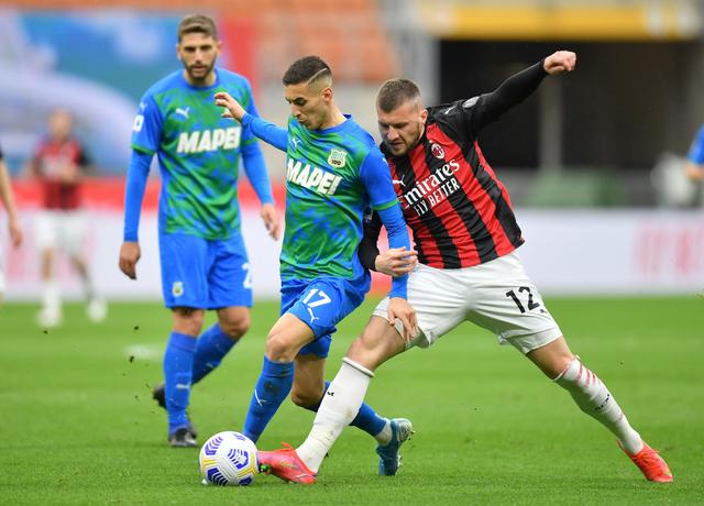 3 Biang Keladi yang Bikin AC Milan Takluk dari Sassuolo (77045)