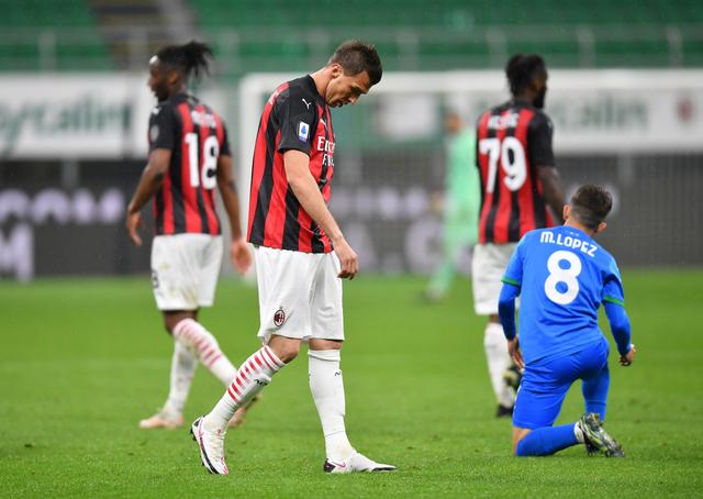 3 Biang Keladi yang Bikin AC Milan Takluk dari Sassuolo (77042)