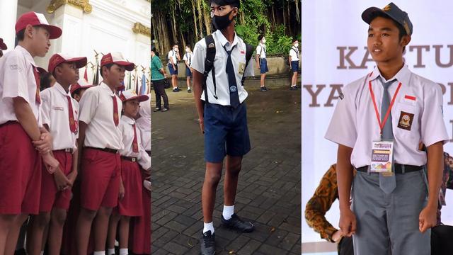 Arti Warna Seragam SD, SMP, dan SMA, Bikin Bangga Jadi Pelajar! (580643)