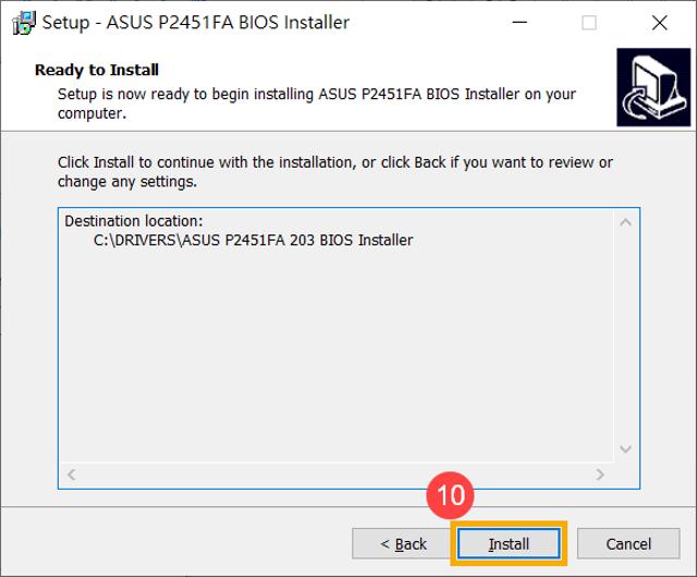 Cara Update BIOS Asus di Windows yang Benar (352898)