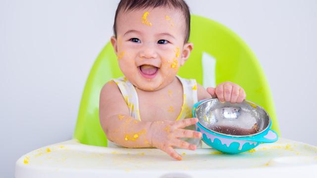 Kenapa MPASI Menu Lengkap Paling Ideal untuk Bayi? (472728)