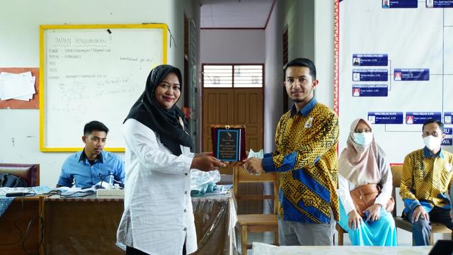 Pengabdian Masyarakat Dosen Itera Latih Guru di Lampung Selatan Mengajar Online (727156)