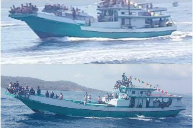 2 Kapal Nelayan yang Hilang saat Badai Siklon Seroja di Kupang Belum Ditemukan (55957)