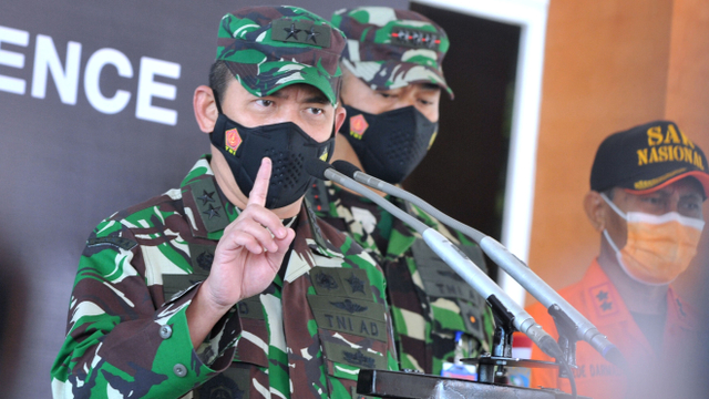 TNI Siap Tumpas Seluruh Anggota KKB Papua, Sesuai Perintah Jokowi (39038)