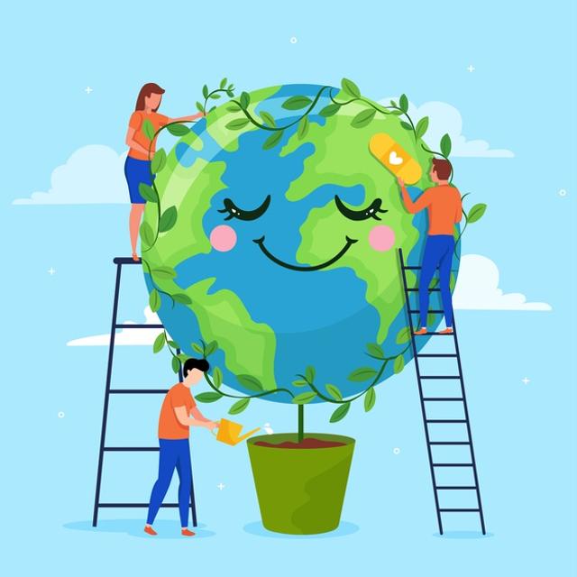 22 April, Hari Bumi Sedunia dan Tanggung Jawab Manusia (145392)