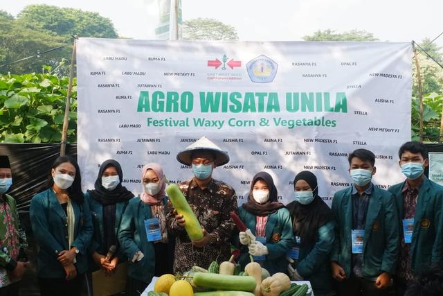 Hari Ini, Agrowisata Melon Unila Resmi Dibuka untuk Masyarakat Umum (333930)