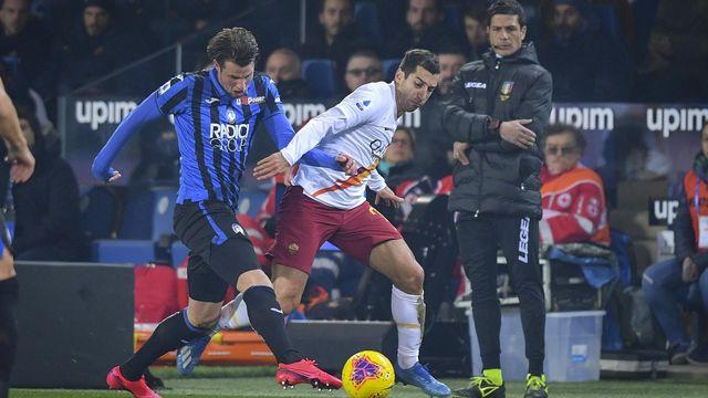 AS Roma vs Atalanta: Prediksi Line Up, Head to Head & Jadwal Tayang (75679)