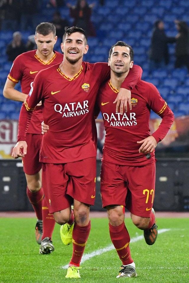 AS Roma vs Atalanta: Prediksi Line Up, Head to Head & Jadwal Tayang (75682)