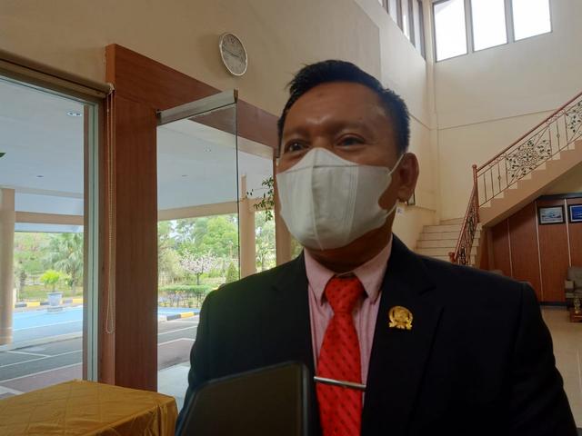 Jelang Lebaran, Ketua DPRD Babel Minta Distribusi Gas Melon Diawasi (889408)